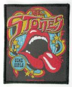 The Rolling Stones - 'Some Girls' Woven Patch